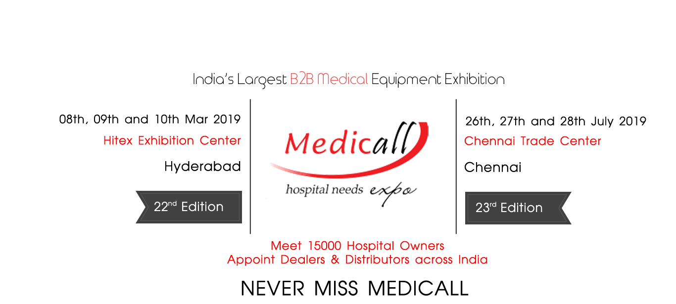 Medical Equipment Exhibition In India Lab Equipment Expo Medicall